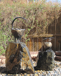 Bronze Sculptures and Fountains by Jill Shwaiko